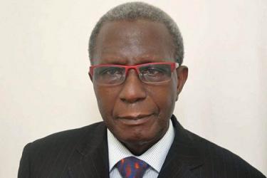 Prof Nicolas Kodjoh du service des maladies digestives et de foi  du CNHU Cotonou