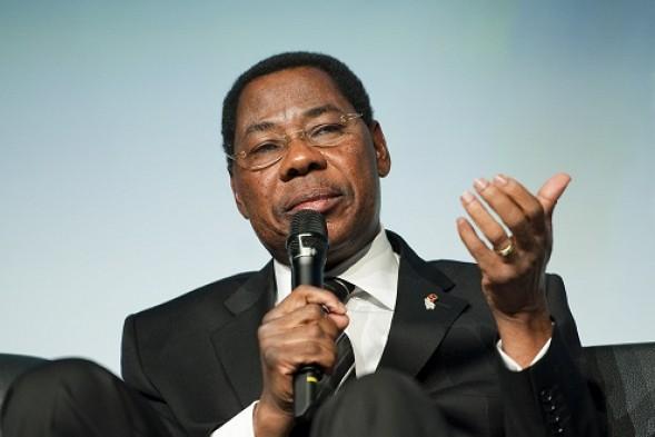 Boni Yayi, président de la République du Bénin, Source: www.lebabi.net