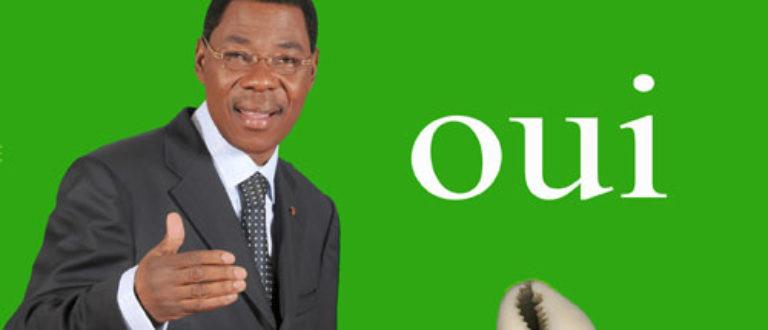 Article : Bénin : Top 10 du vocabulaire politique sous Boni Yayi…